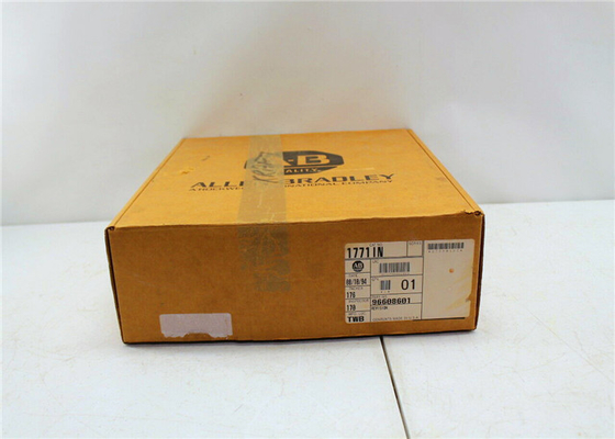 1771IN Digital Input/Output Modul ALLEN - BRADLEY PLC -5 1771-IN